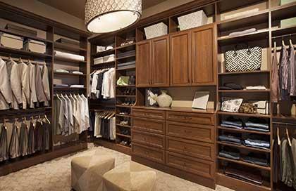 Closet Organizers And Home Storage